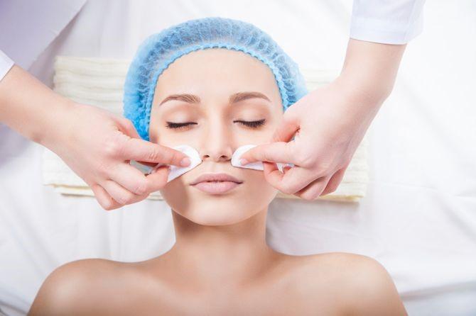 Importancia de una buena limpieza facial