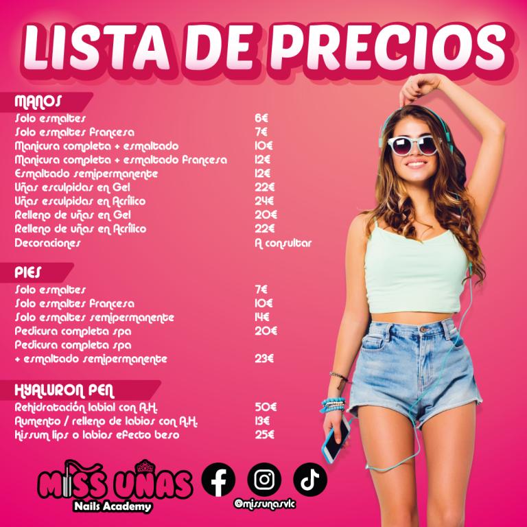 lista de precios 03