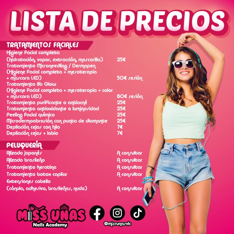 lista de precios 02